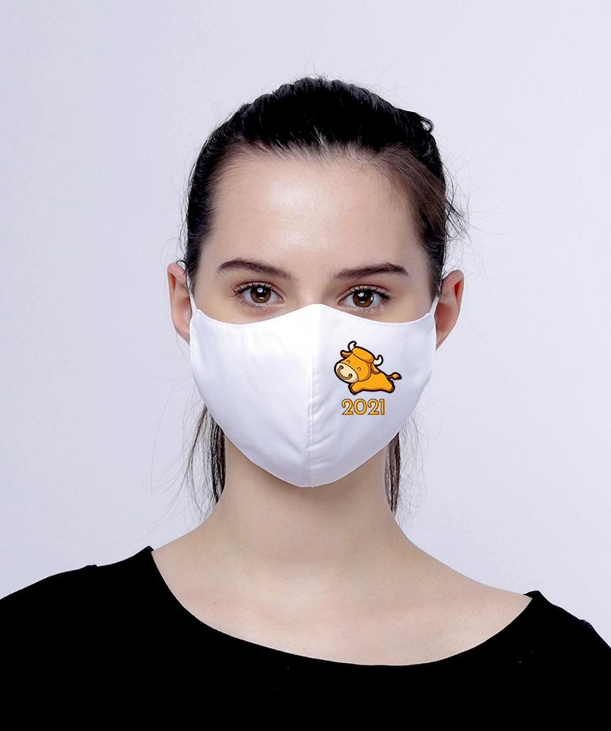 Khẩu Trang Vải Kháng Khuẩn Dony Mask Bán Lẻ Trên Tiki