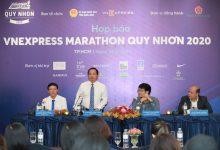 Dony Tài Trợ Cho Vnexpress Quy Nhơn Marathon 2020