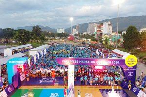 Dony Tài Trợ Cho Vnexpress Quy Nhơn Marathon 2020 Chất Lượng Cao