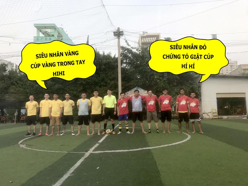 Nhộn Nhịp Giải Bóng Đá Dony Cup 2019 Bảo Đảm