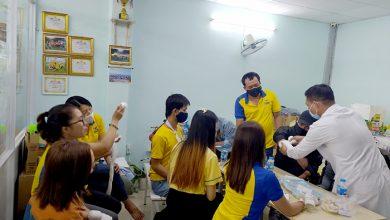 Huấn Luyện Kỹ Năng Sơ Cấp Cứu Cho Người Lao Động Tại Dony