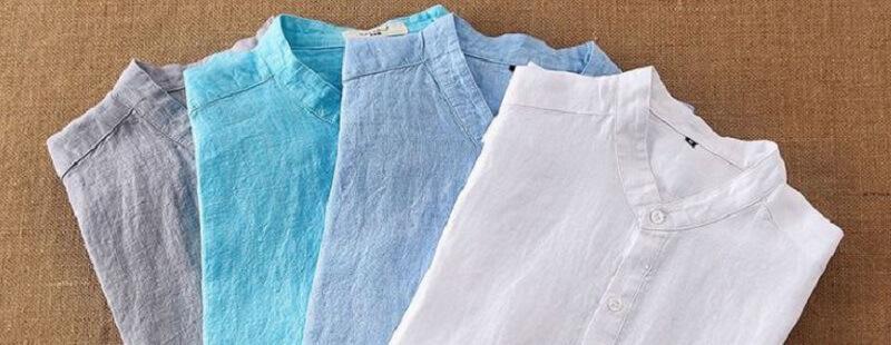 Vải Linen Được Ứng Dụng Nhiều Trong Quần Áo Mùa Hè