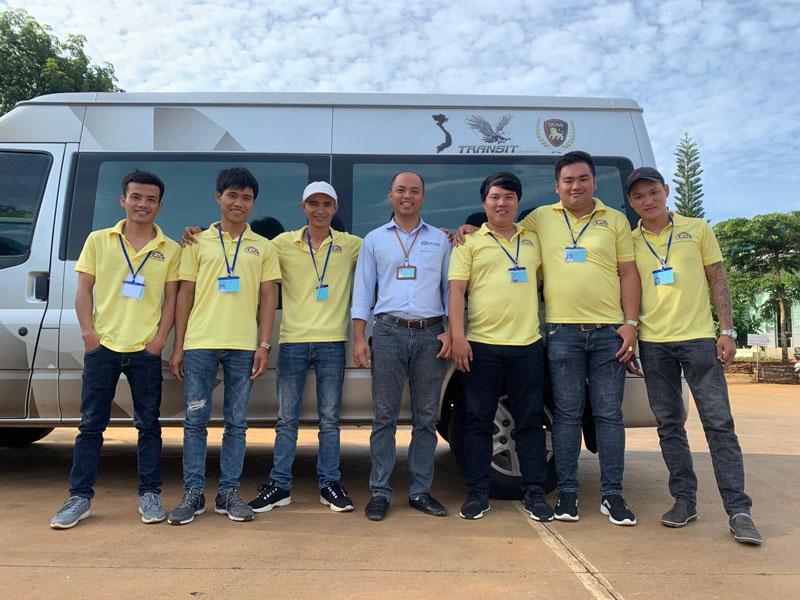 Xưởng Nhận May Đồng Phục Tại Đắk Nông Uy Tín, Giá Rẻ