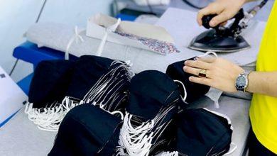 Xưởng Sản Xuất Khẩu Trang Kháng Khuẩn Đi Ả Rập Độc Quyền