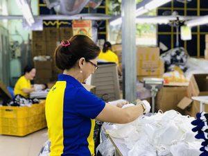 Hàng Triệu Khẩu Trang Vải Kháng Khuẩn Của Dony Xuất Ngoại Tốt Giá Rẻ