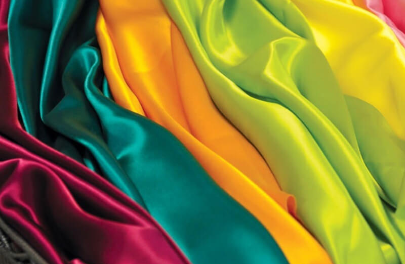 Vải Lụa Có Độ Sáng Bóng, Mềm Mại Và Sang Trọng, Thích Hợp Để May Áo Sơ Mi Nữ, Áo Dài