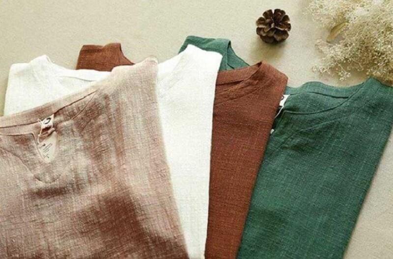 Vải Đũi Có Nhiều Ứng Dụng Trong Thời Trang Công Sở