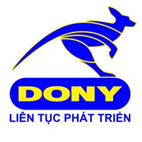 Logo Dony Bản Tiếng Việt