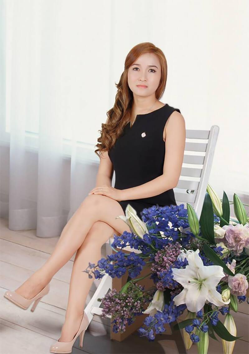 Ms. Hương Tăng - Chủ Thương Hiệu Nệm Hình Thú