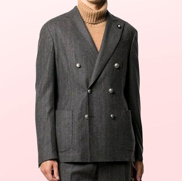 Jacket Nam Double - Breasted