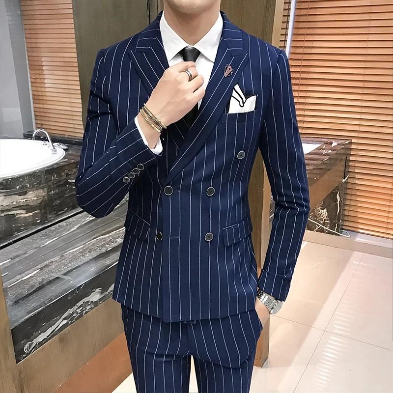 Áo Suit Nam Sọc