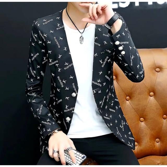 Áo Suit, Vest Nam Họa Tiết