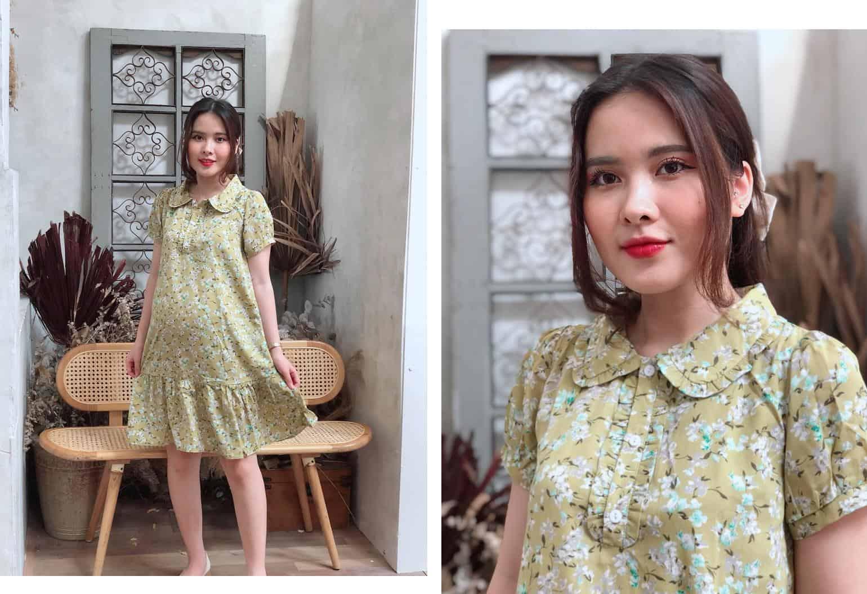 Đầm Bầu Nữ Đẹp Trên Tmđt Việt
